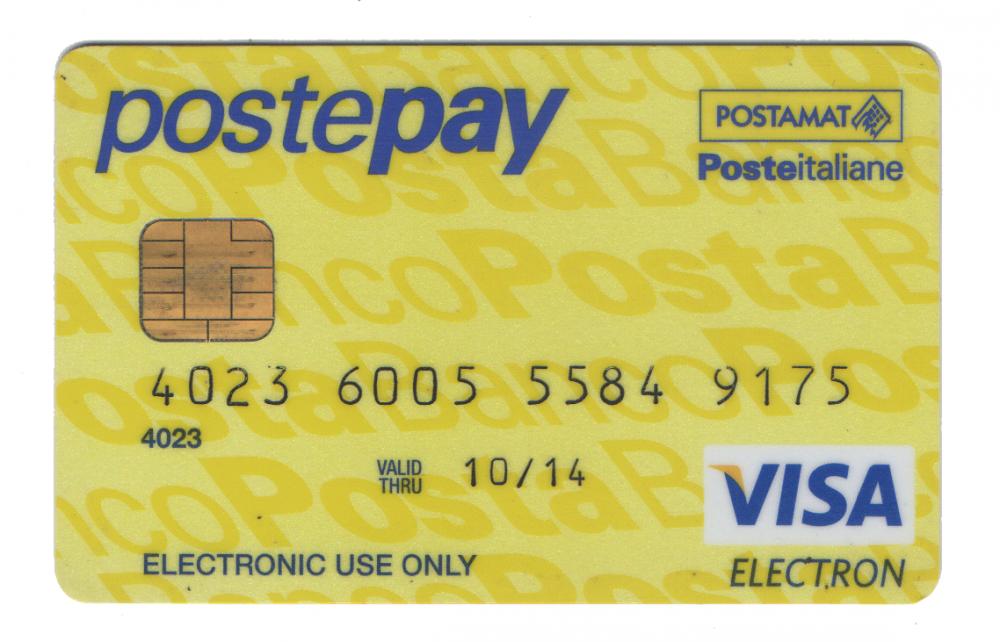 Postepay cos'è e come funziona