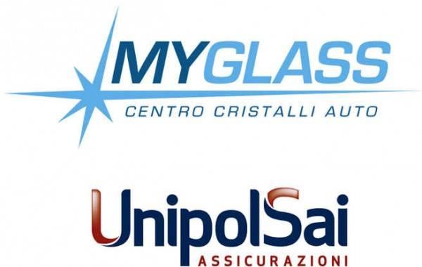 Convenzione MyGlass ed Unipol - Assicurazione e Riparazione Vetri Auto