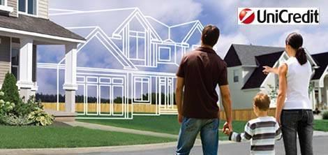 Unicredit: I Mutui per Acquisto della Prima Casa