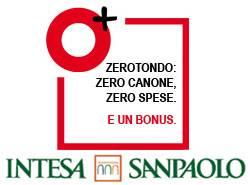 Zerotondo Intesa San Paolo il conto corrente che costa Zero Tondo!