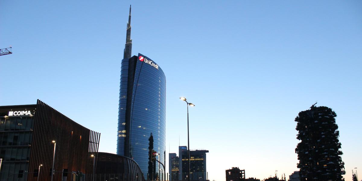 Torre Unicredit di Milano