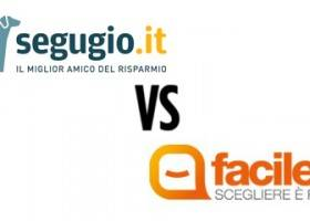 Meglio Segugio.it o Facile.it?