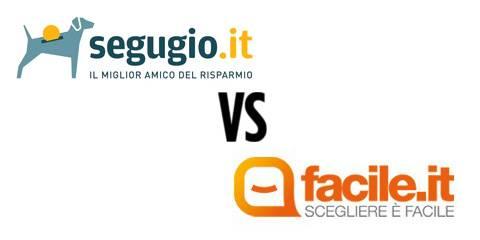 Meglio Segugio.it o Facile.it?