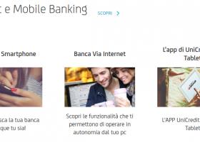 Unicredit Banca Area Clienti I Servizi per Internet e Mobile