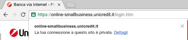 Unicredit Banca It Accesso Area Clienti Gnius Economia