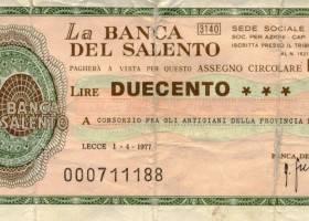 Assegno Circolare vs Assegno Bancario