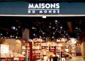 Aprire un franchising Maisons du Monde non è possibile