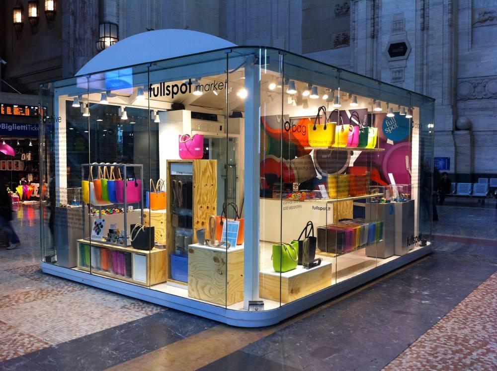 Aprire negozio o bag franchising come fare e quanto costa for Milano shop
