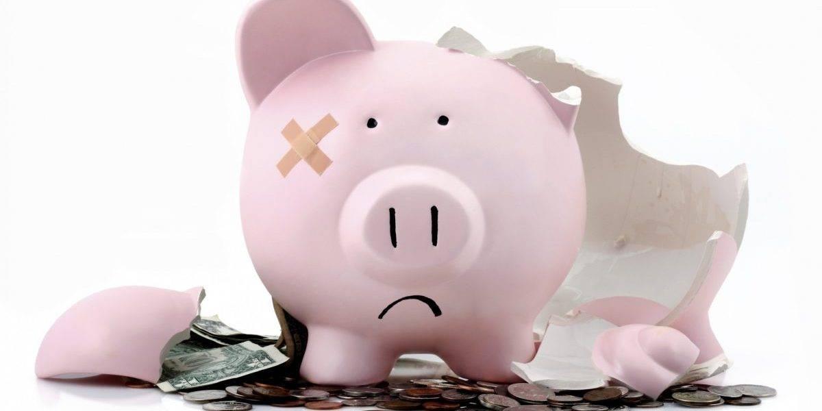 Tassi di interesse negativi sul conto corrente.