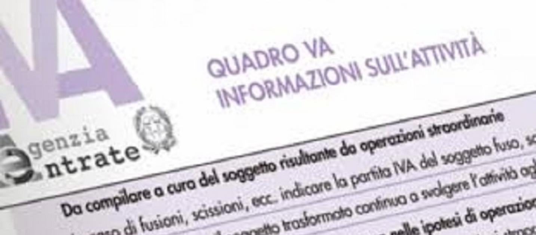 Dichiarazione iva 2018 gnius economia for Aliquote iva in vigore 2017