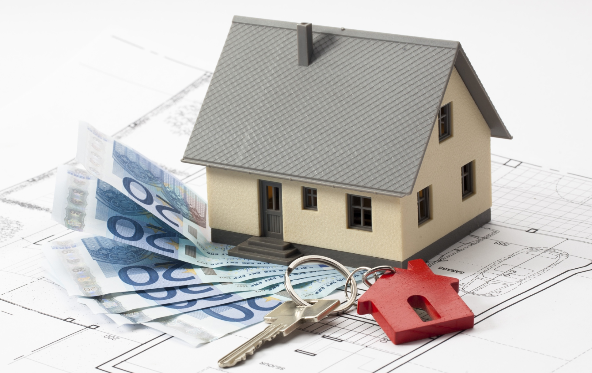 Mutuo casa e ristrutturazioni a tasso fisso aquistare e for Come ottenere un prestito di terreni per costruire una casa