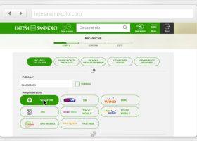 Come ricaricare il cellulare con Home Banking
