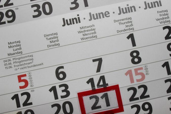 scadenze fiscali di giugno