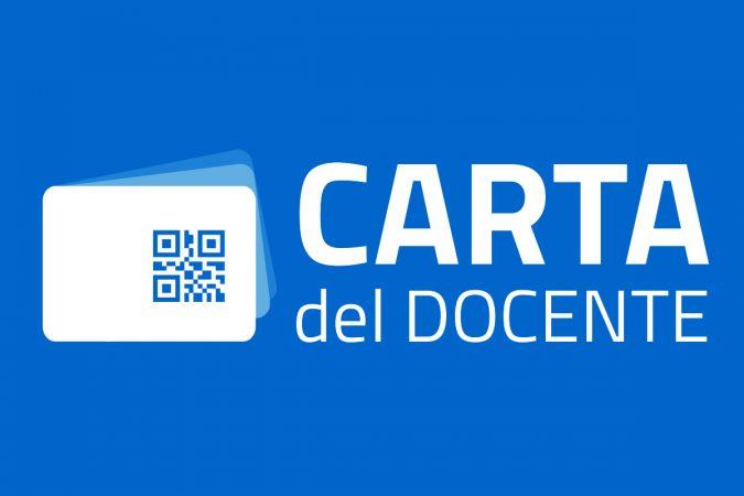 Carta Docente 2018-2019