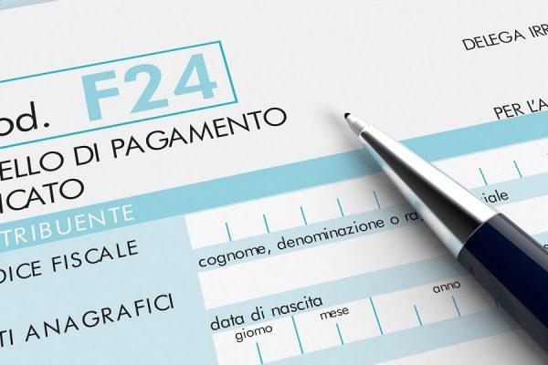 F24 Precompilato come si paga