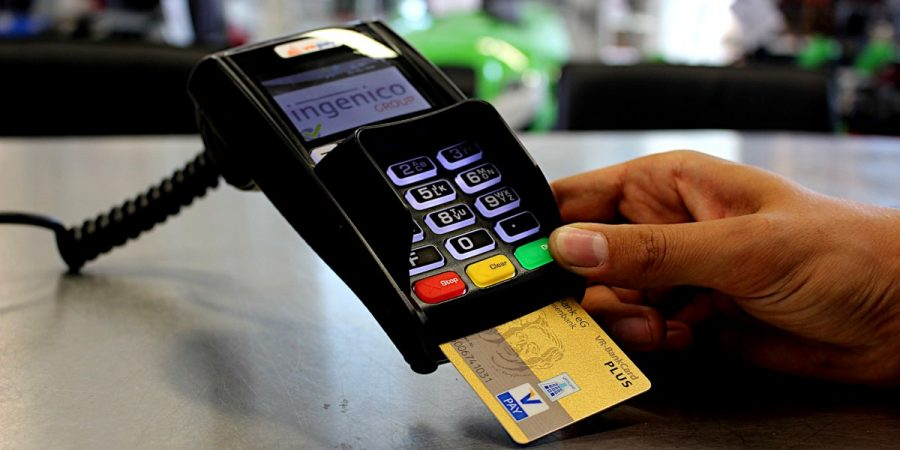 accettare pagamenti con carta di credito