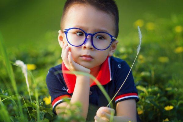 Esenzione occhiali da vista bambini
