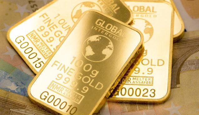 lingotti di oro